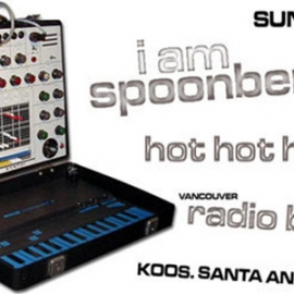 I Am Spoonbender, Hot Hot Heat and Radio Berlin at Koo's Cafe in Santa Ana (CA), 12 December 1999.